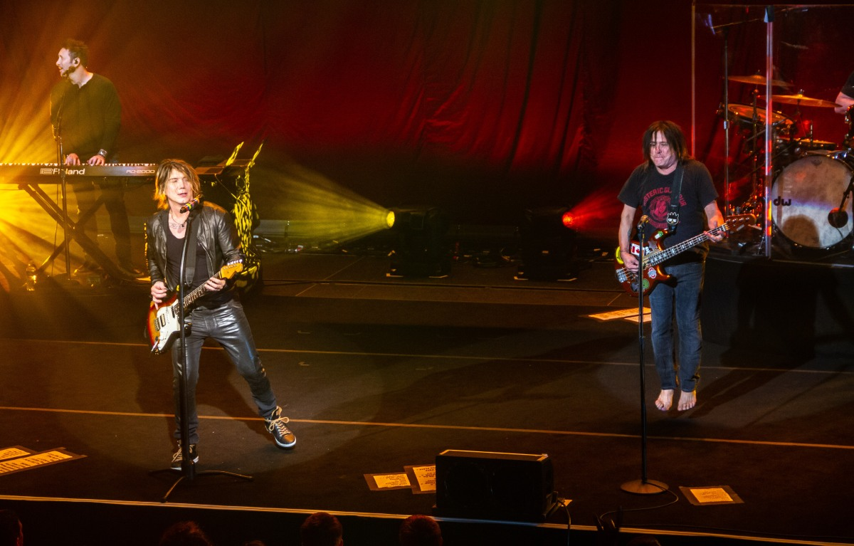 Twenty  Years  of  Dizzy  Up  the  Girl:    The  Goo  Goo  Dolls  Celebrate  Their  Landmark  Album  at  Atlanta's  Tabernacle