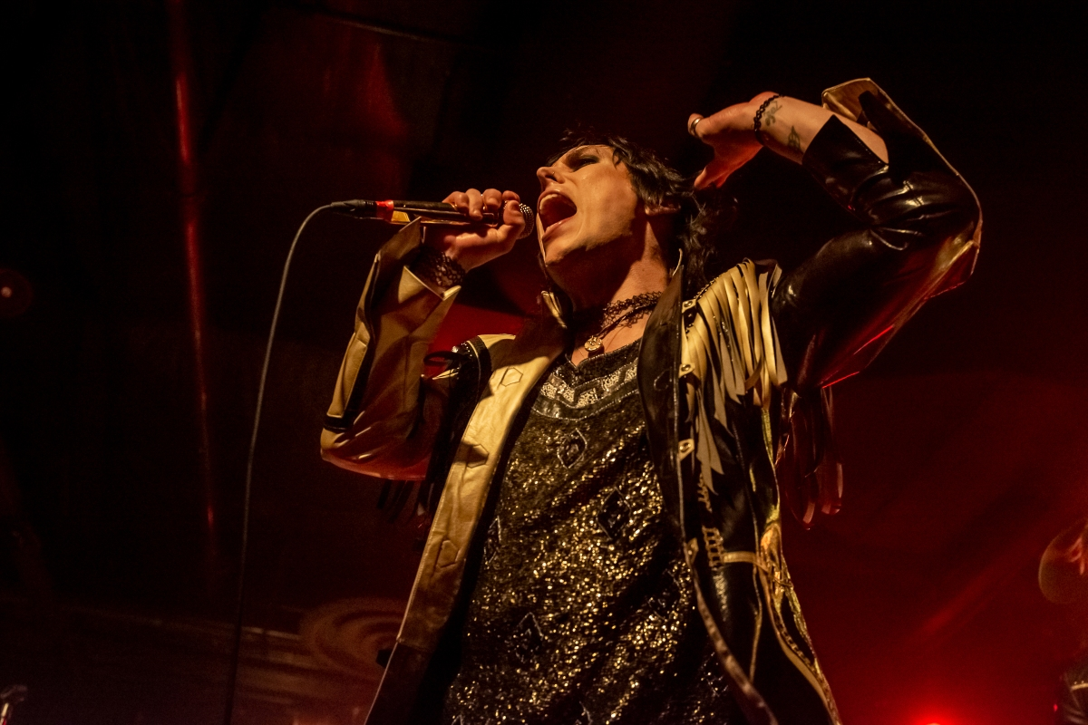 The Struts returned to Sacramento to a SOLD OUT show at Ace of Spades!