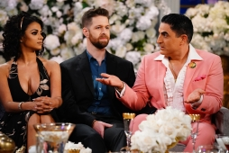 "SHAHS OF SUNSET -- ""Reunion"" -- Pictured: (l-r) -- (Photo by: Nicole Weingart/Bravo)"