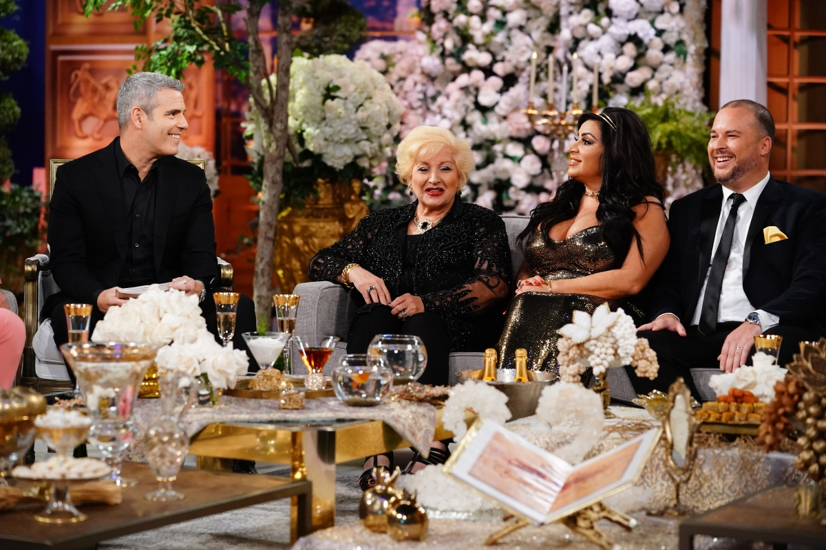 "BRAVO MEDIA'S ""SHAHS OF SUNSET"" DELIVERS A SHOCKING TWO-PART REUNION"