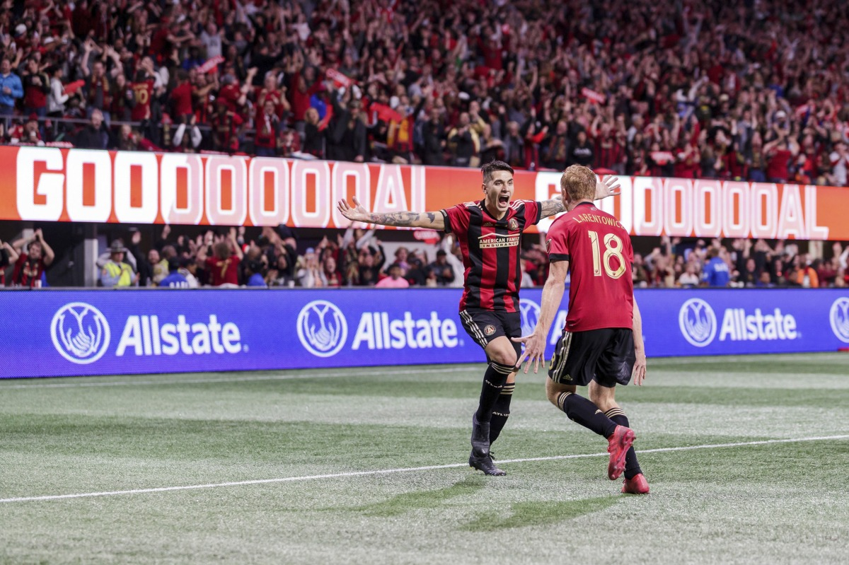 Atlanta United win MLS Cup, defeat Portland Timbers 2-0