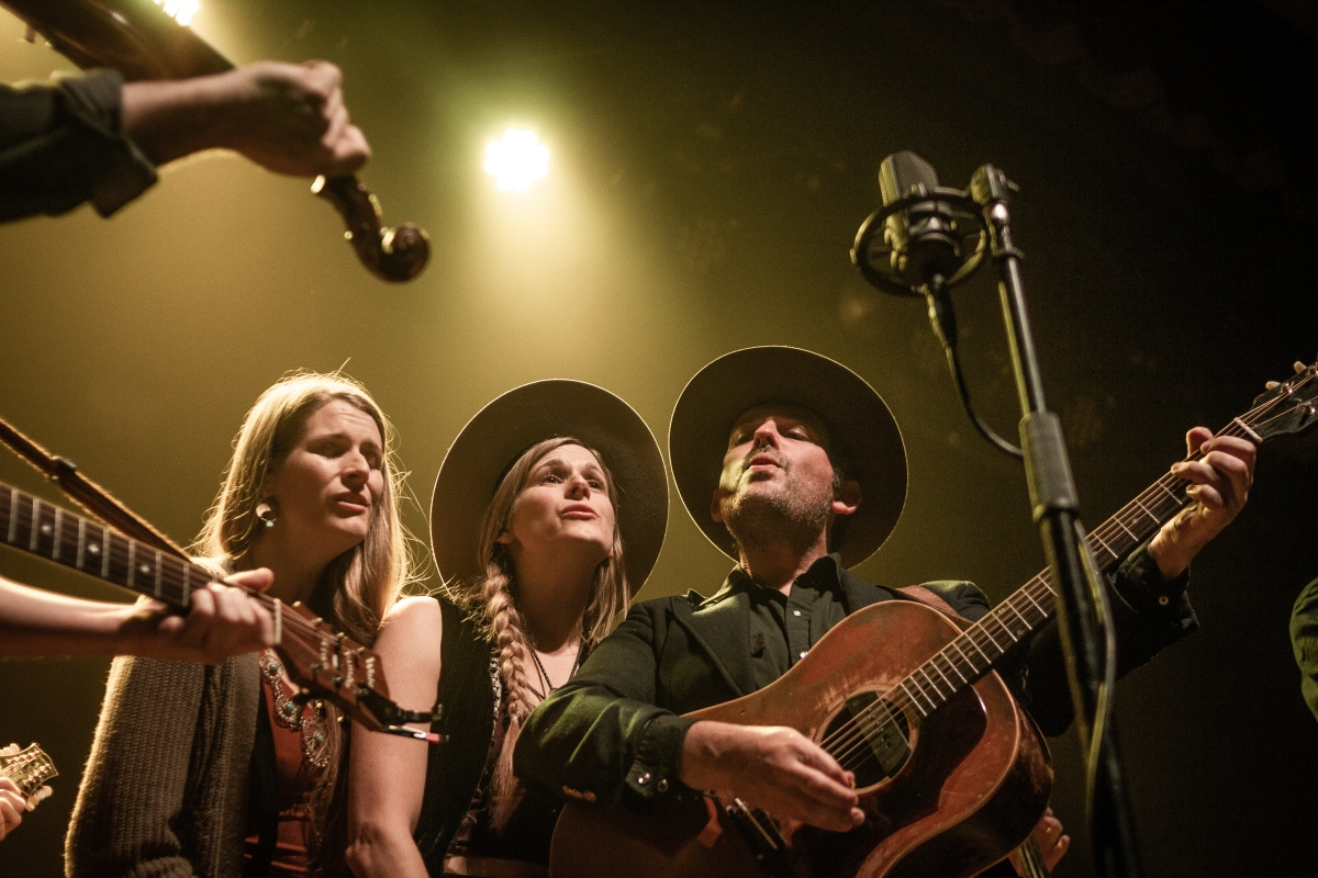 Gregory Alan Isakov Gives Sold-Out Atlanta Crowd All The Feels