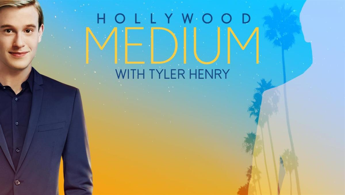 "E!'s ""Hollywood Medium with Tyler Henry"" Premieres Thursday February 21"