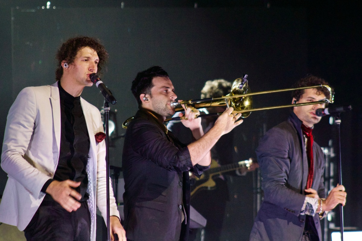 For King and Country blessed a sold out crowd at Palais Theatre in Melbourne