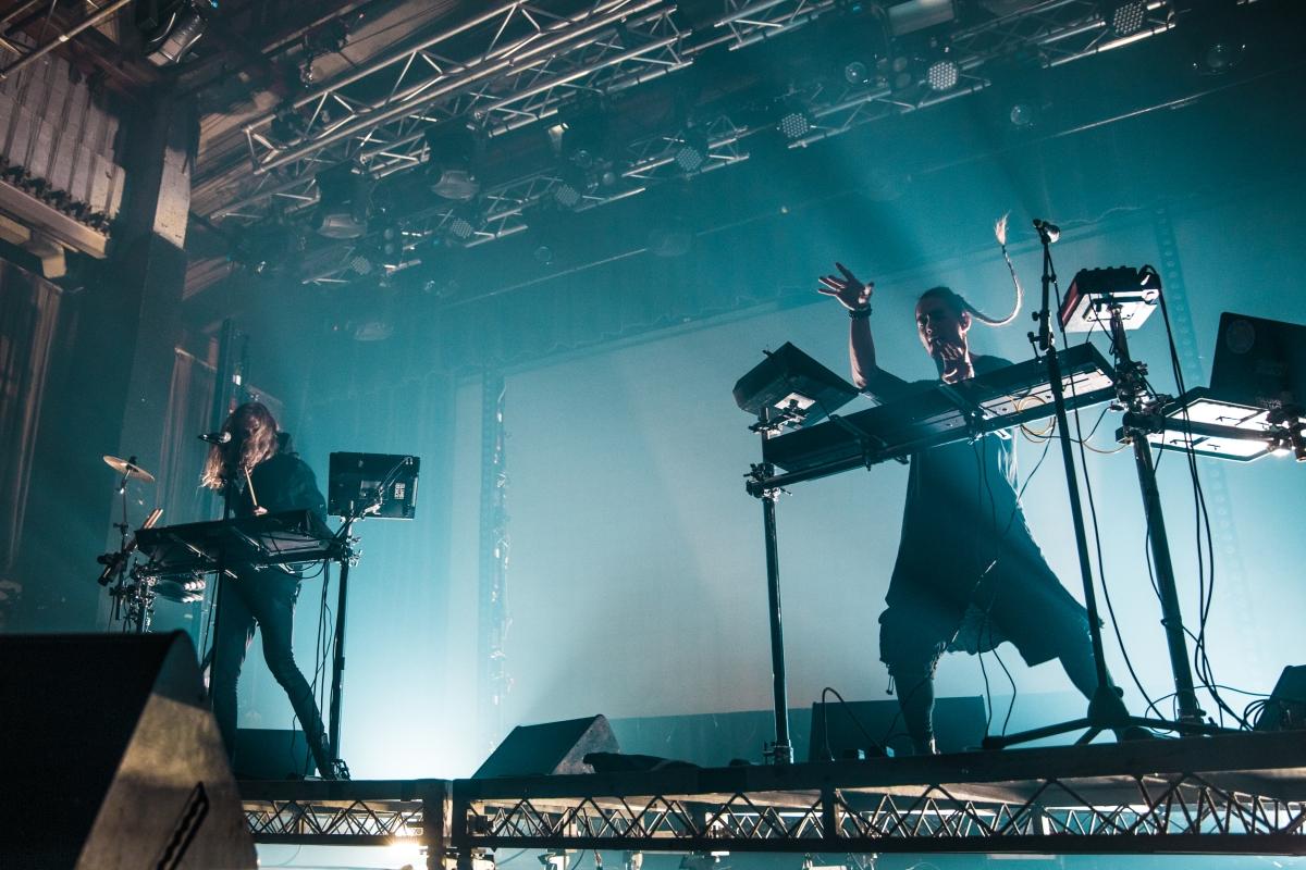 Australian Duo Slumberjack Produce An Electric Performance at 170 Russell
