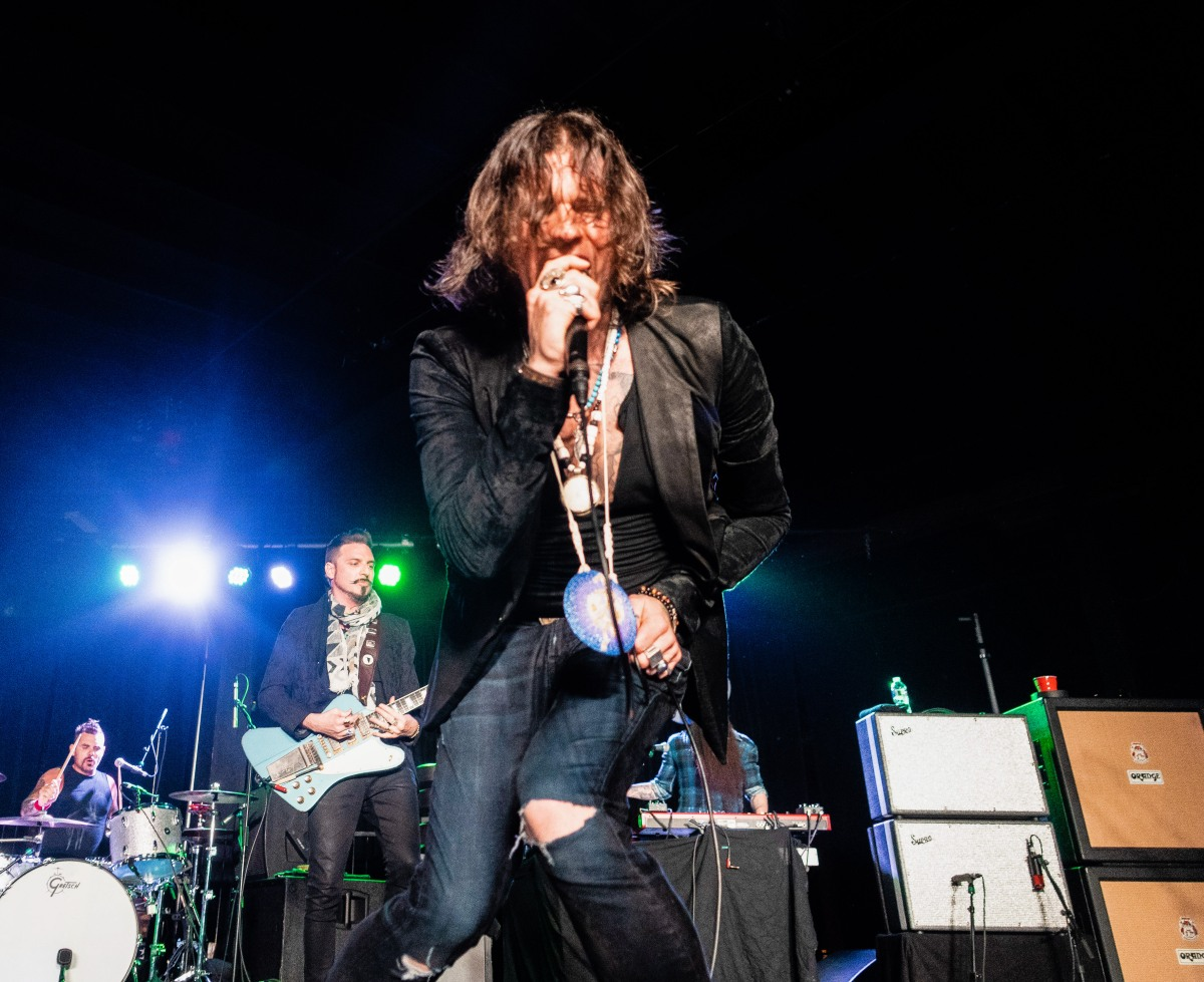 Rival Sons in Nashville at Cannery Ballroom